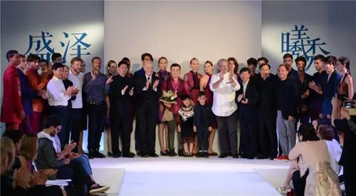 北京奥运全球火炬手服装设计师,中国十佳时装设计师杨洁对苏州文化