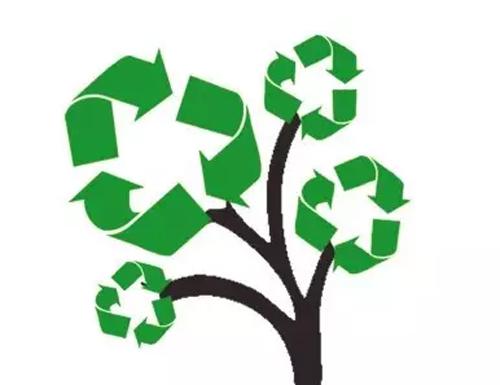绿色分子结构素材