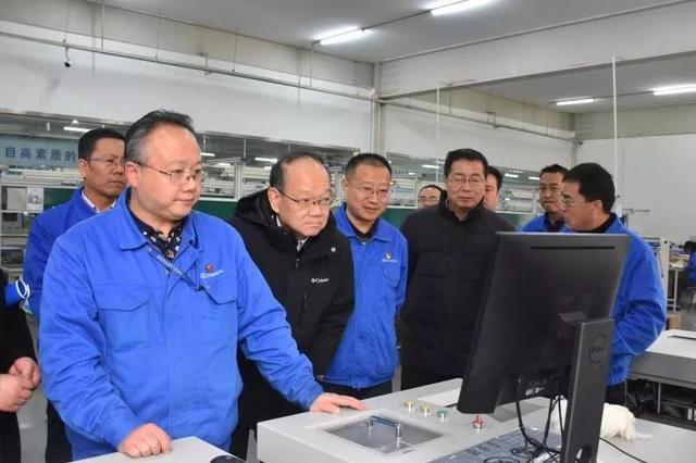 纺织头条 | 高勇考察陕西纺织业:走出一条高质量快速发展的新路子