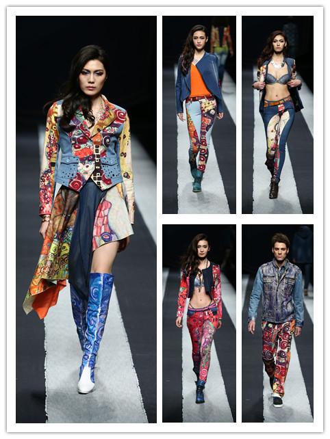 中国素材网服装手绘
