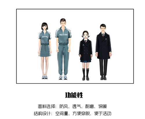 雄安新区中小学学生装(校服)设计大赛决赛成绩揭晓